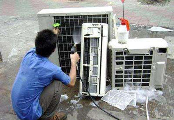 lg空调室内机拆卸图解