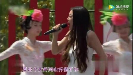 《美丽中国梦》演唱: 杨子一