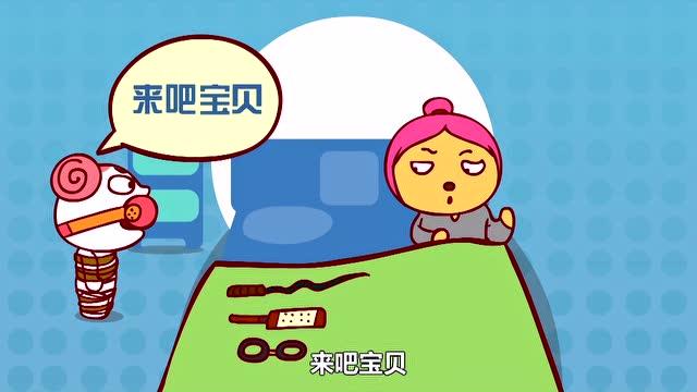 美女小厨师卡通图片