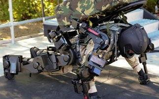 动力外骨骼,最初出现在科幻小说中的机械及电子设备,是一种能够增强图片
