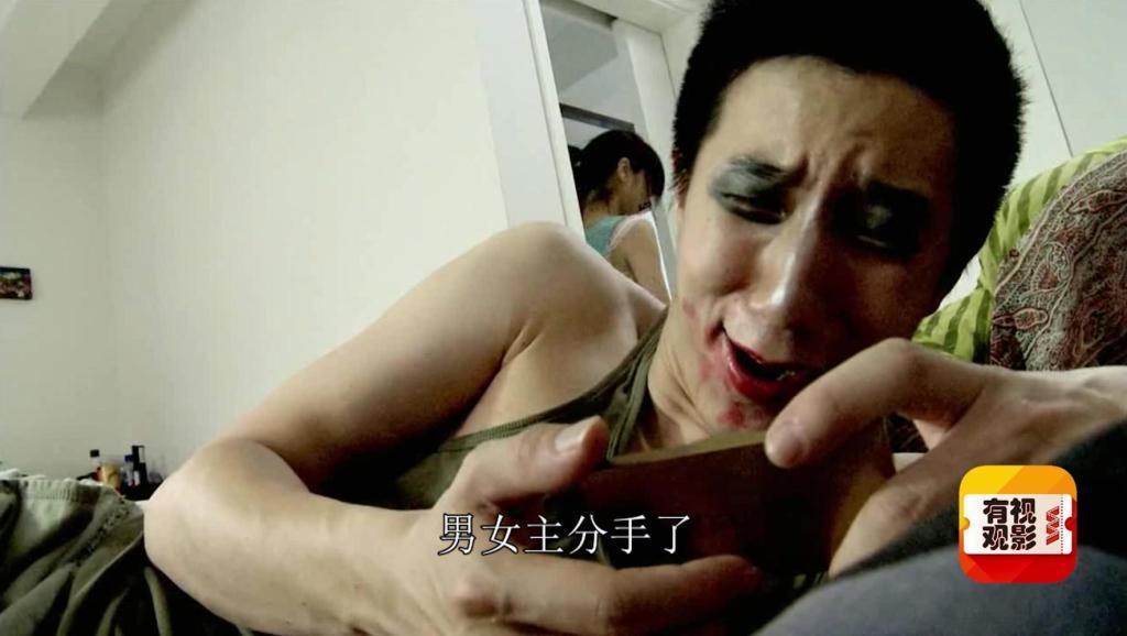 房祖名主要的一部电影,10年上映,获香港电影金像奖