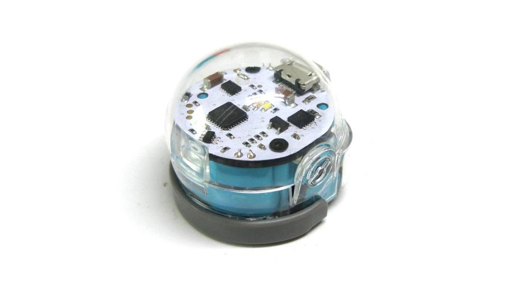 指尖上的育儿艺术, 如此袖珍的玩具你玩过吗——宝莲灯编程机器人