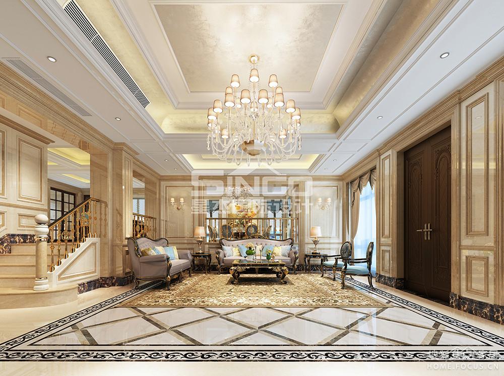 无锡田园别墅装修风格设计元素有哪些?