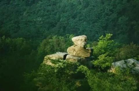 信阳龟山风景区