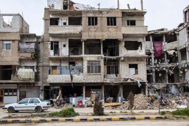 由于常年内战,300就能买走当老婆,这样的想法让叙利亚一夫多妻的比例大增