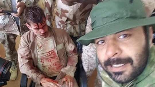 国民军称一葡萄牙籍飞行员被俘 一架幻影战机在利比亚被击落,