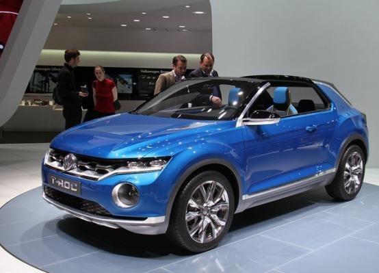 新款大众小型SUV即将上市, 途观多了一个小弟, 定价亲民高清图片