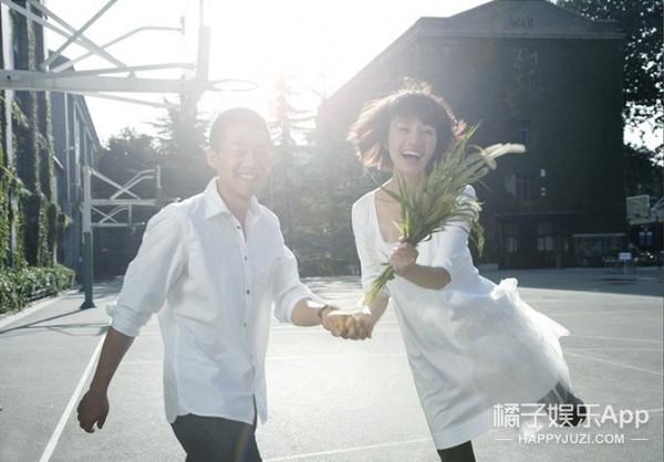 林宥嘉和丁文琪的婚纱照来啦! 和舒淇,袁泉一样清新脱俗不做作!