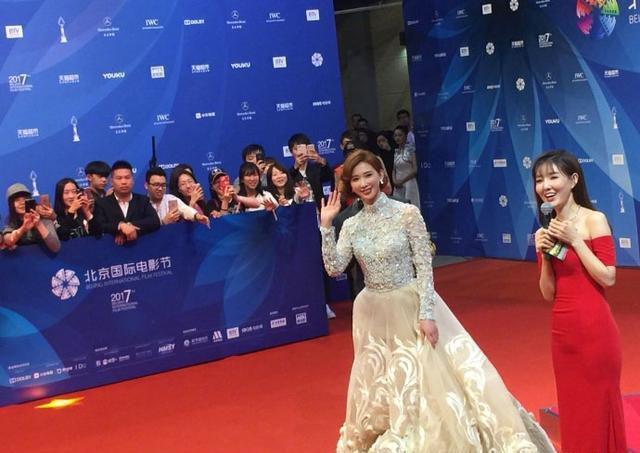 冻龄女神林志玲现身2017北京国际电影节, 美的一如既往图片