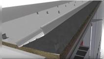 屋面系统-三维动画演示-钢结构