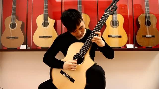 吉他独奏 梁祝