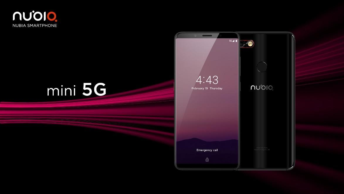 骁龙855+4800万像素已实锤! 全球首批5G手机上市还得看努比亚(图2)