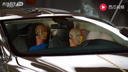 特斯拉无人驾驶很厉害?来看看车祸现场,还敢在车上睡觉吗