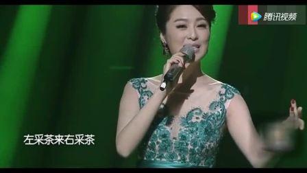 江南美女歌手金瑶莺莺燕语吟唱家乡的《采茶舞曲》真好听!