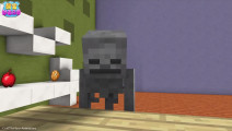 我的世界怪物学校: 会说话的汤姆猫