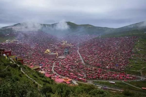 这些中国最迷人的风景区
