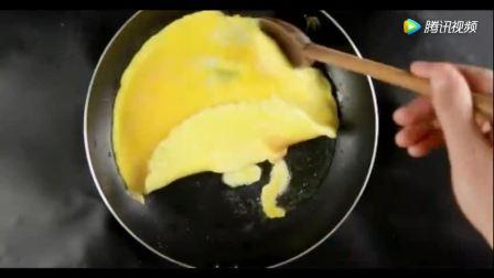 作为吃货的您, 我们可以试试创新, 番茄鸡蛋里放适量蔬菜