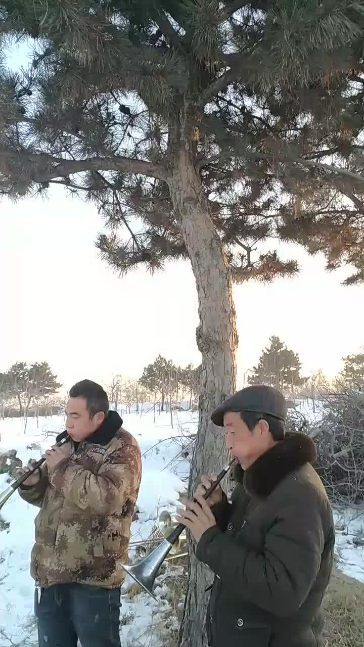 庆阳黎明的第一声唢呐, 吹融冰天雪地