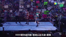 WWE美式摔跤娱乐 WWE历史上经典的七场大型多人团战 塞纳和奥顿两人单挑全场