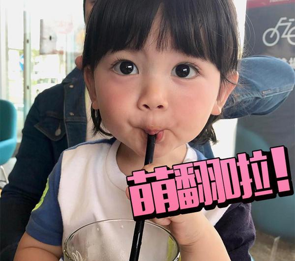 娱乐 正文  最近萌翻ins的2岁宝宝ayato,因为实在太可爱让他拥有了