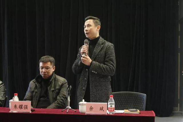 """浙江演艺集团最新任命, 他是浙江话剧团""""新掌门人"""""""