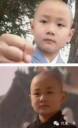 大江南北的电视剧让虎头虎脑的曹骏,成为80后妹子们小时候的小男神.