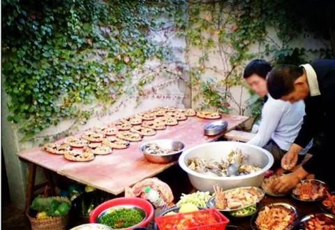 ▼大锅 其实有哪个朝代.在农村.家家的灶台上面都是这种最大的锅.图片