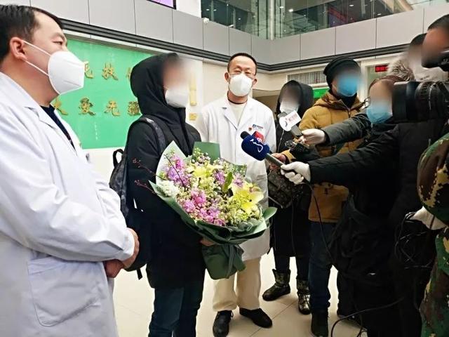 2月7日哈尔滨市第六医院又有3名,黑龙江省治愈病例回顾