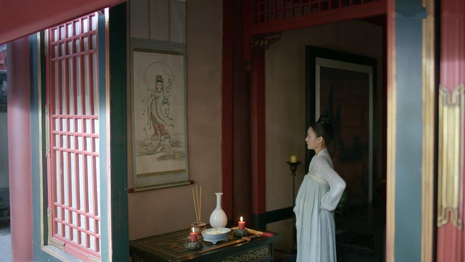 鹤唳华亭: 女主取下观音像的剧情耐人寻味;太子宿命注定毫无胜算