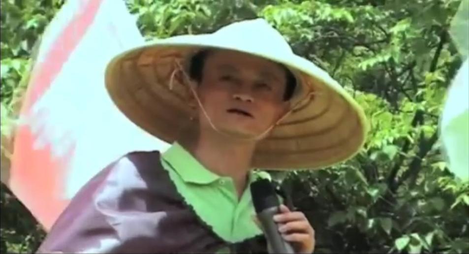 15年前,马云武林大会演讲: 如何在3年内让ebay翻不了身!