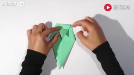 歼20纸飞机的折法