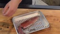 【日本料理】 水产摊前刺身拼盘,不得不说刀工了得!