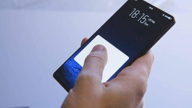 现有屏幕指纹技术即将过时, 新技术更炫酷更实用