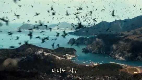 18級地震引發超強海嘯, 韓國成為地球第2個水城, 一部災難電影! 你看了嗎?