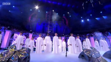 Libera - From a Distance @New Year Eve Big Sing