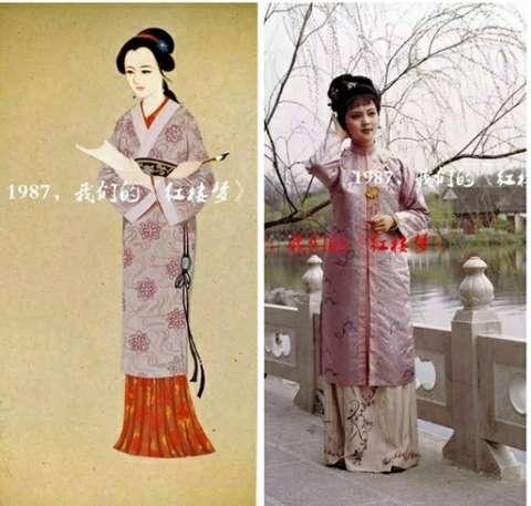 """87版《红楼梦》刚播出时, 主题曲作者王立平曾说自己""""不敢看"""""""