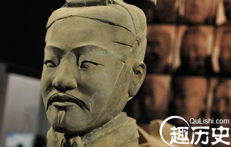 后世千年古墓效仿秦始皇陵 曹操墓发现活人俑图片