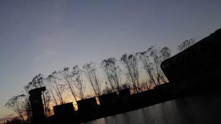 星云5100拍摄 鸟巢大范围延时摄影