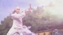 张三丰使出太极十三式,单挑少林高僧和西域狂魔!