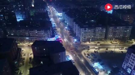 鸟瞰城市: 吃在哈尔滨道外