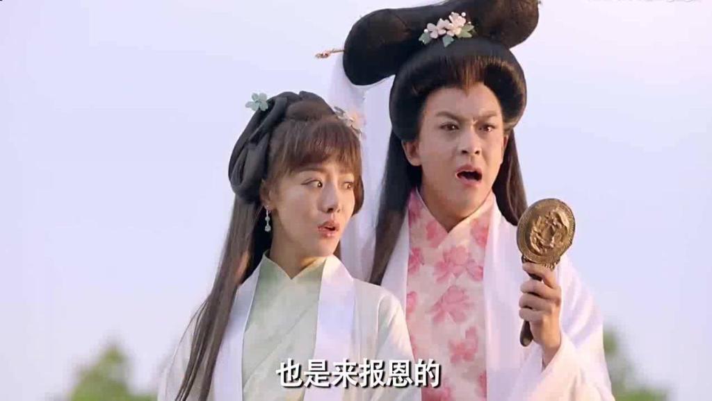 """爱情公寓番外: 张伟化身白蛇,疯狂示爱吕子乔,吕小布""""恶心到吐"""""""