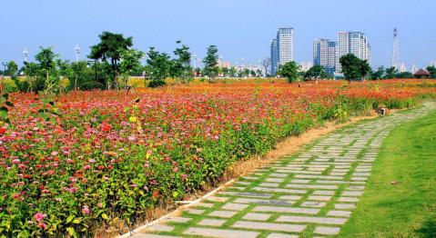 周边景点: 福州花海公园 - 微信奴