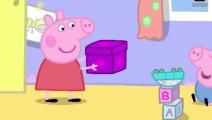 小猪佩琪: 佩琪的秘密盒子,乔治喜欢吃甜甜圈