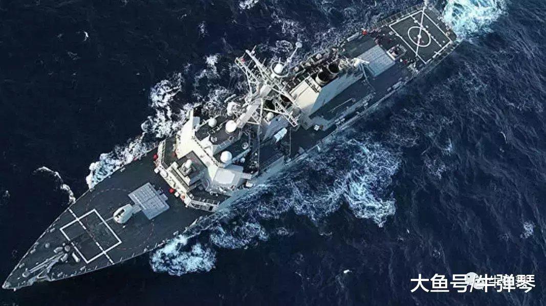 考验普京的时候到了! 两艘美国战舰突然闯入黑海
