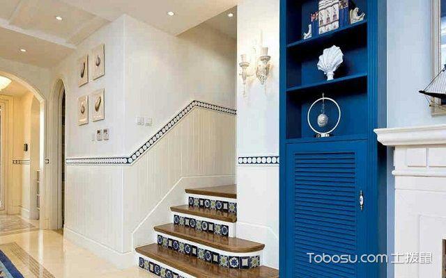 欧式风格客厅墙裙, 具有装饰保护墙面的双功能!图片