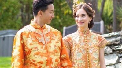 """有种""""整容""""叫结婚半年后,韩庚还是老样子,卢靖姗却不好认了"""