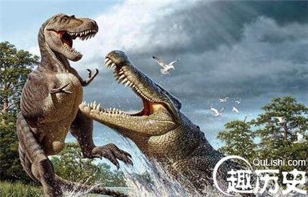 揭秘能吃恐龙的动物至今还在你知道是什么吗