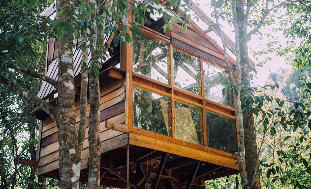 住树屋泡森林温泉, 在泰国发现比海边更好玩的去处