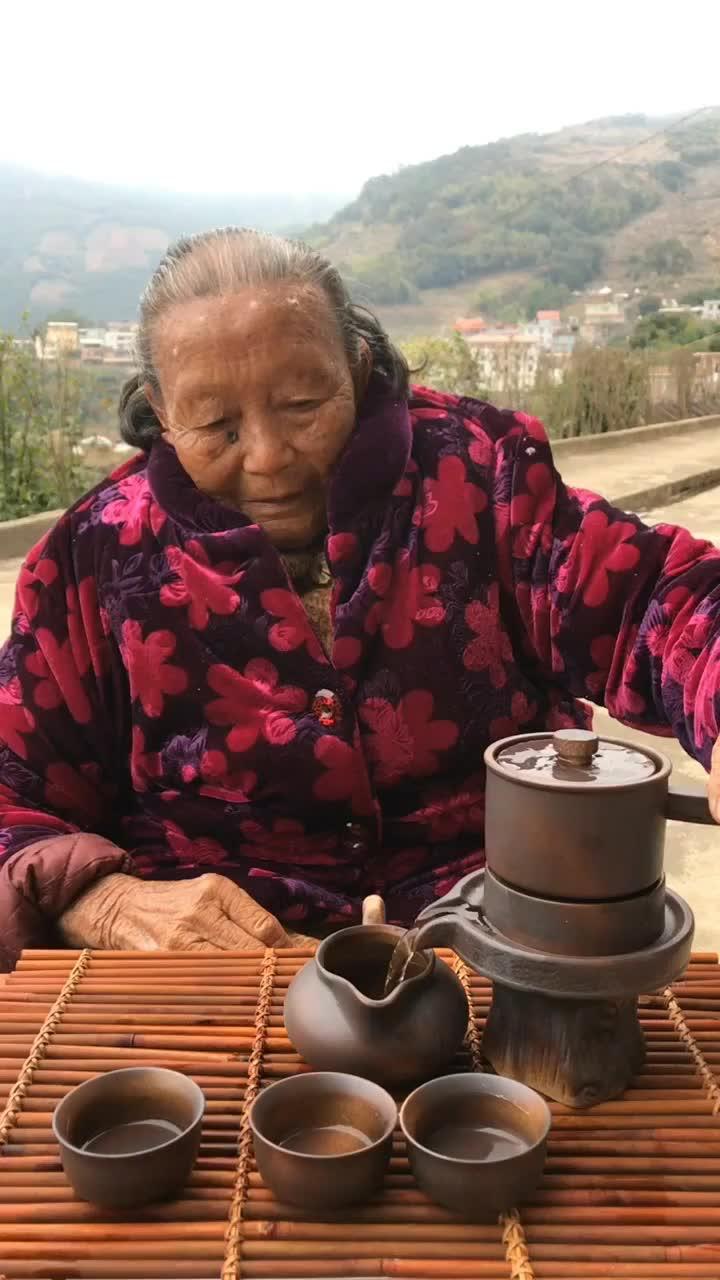 我家世代茶农种植户,非专业茶艺师