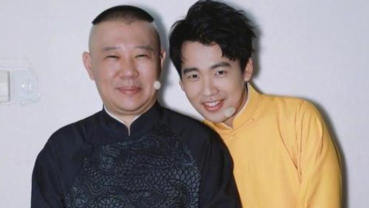 少东家郭麒麟,9个月录制十几档综艺节目,只为养活德云社1000多人。